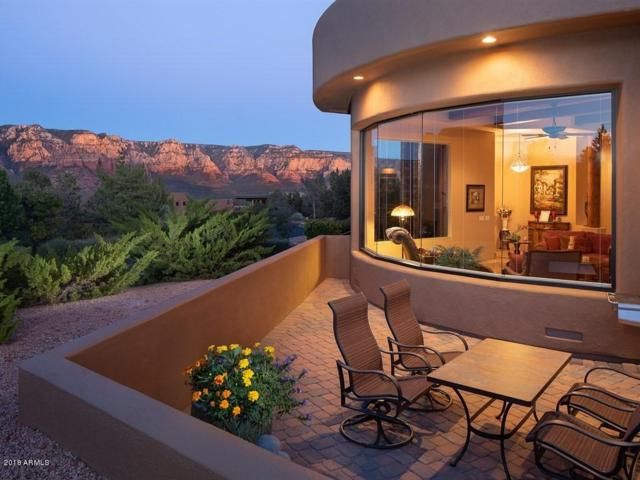 218 Calle Diamante, Sedona, AZ 86336 (MLS #5785489) :: Lifestyle Partners Team