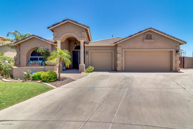 1829 S Cole Drive, Gilbert, AZ 85295 (MLS #5785516) :: Team Wilson Real Estate