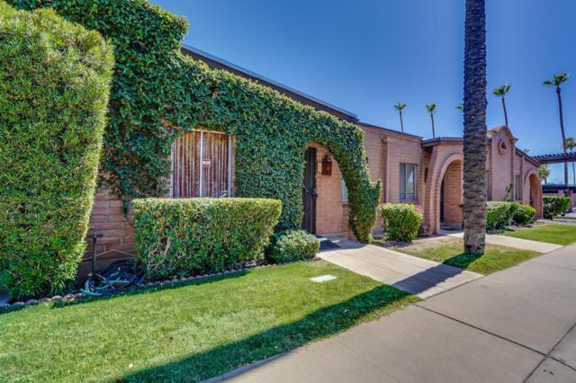 3012 N 32ND Street #20, Phoenix, AZ 85018 (MLS #5785871) :: Riddle Realty
