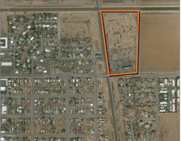 1100 N Sonora Street #1, Coolidge, AZ 85128 (MLS #5785876) :: The Daniel Montez Real Estate Group