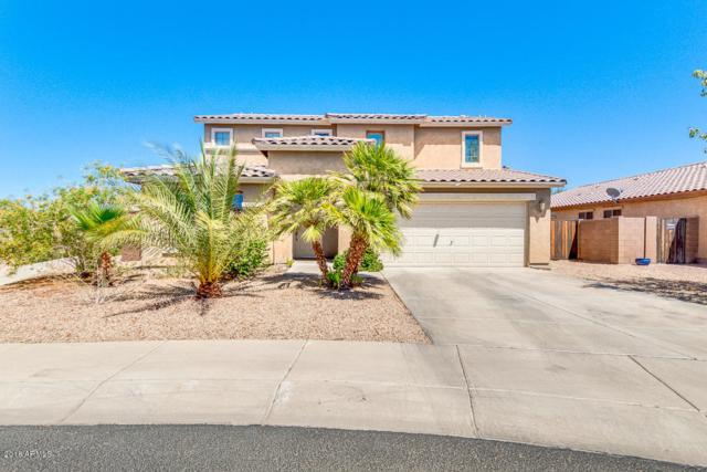 7059 S Summerset Lane, Buckeye, AZ 85326 (MLS #5786130) :: The Jesse Herfel Real Estate Group