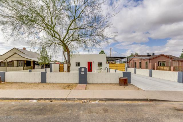 2309 E Brill Street, Phoenix, AZ 85006 (MLS #5786245) :: The Daniel Montez Real Estate Group