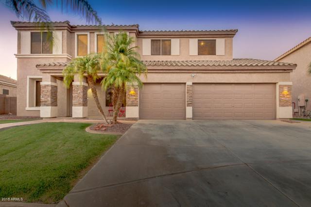 9338 W Salter Drive, Peoria, AZ 85382 (MLS #5786255) :: The Laughton Team