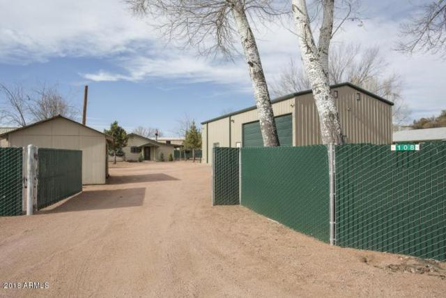 108 E Garrels Drive, Payson, AZ 85541 (MLS #5786598) :: Brett Tanner Home Selling Team
