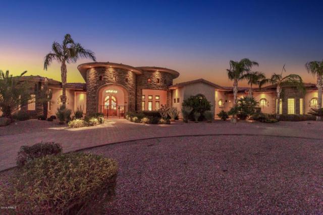 238 E Cornerstone Circle, Casa Grande, AZ 85122 (MLS #5786658) :: Sibbach Team - Realty One Group
