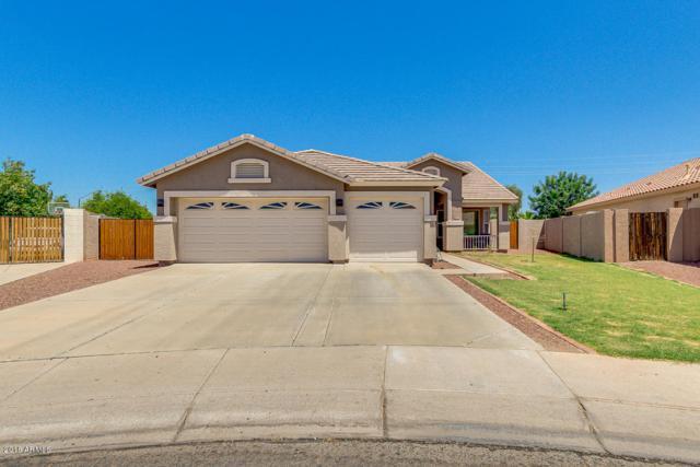 3820 E Aspen Way, Gilbert, AZ 85234 (MLS #5786688) :: Brett Tanner Home Selling Team