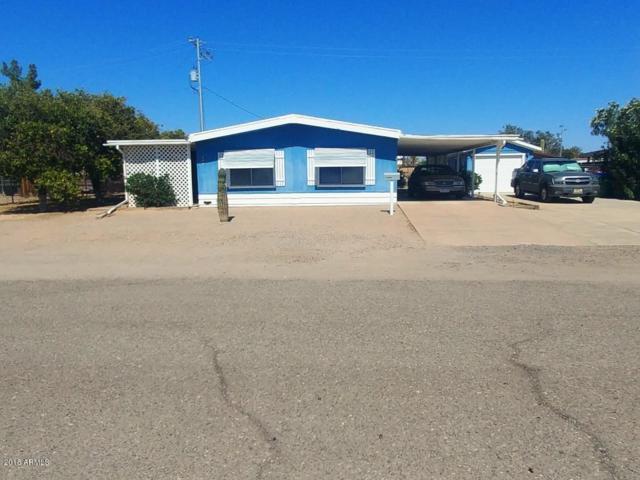 205 N Hopi Street, Gila Bend, AZ 85337 (MLS #5786731) :: The Daniel Montez Real Estate Group