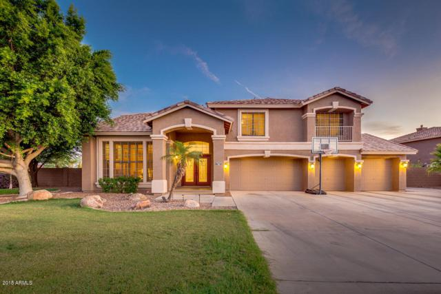 7463 E Leland Circle, Mesa, AZ 85207 (MLS #5786733) :: Riddle Realty