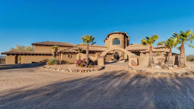 15044 E Montgomery Road, Scottsdale, AZ 85262 (MLS #5786750) :: Desert Home Premier