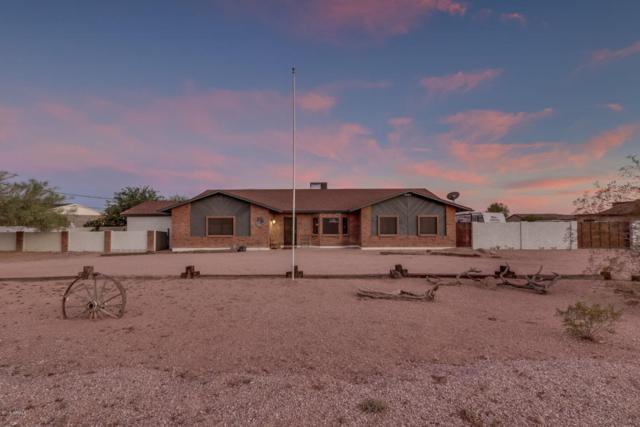 10631 E Fenimore Road, Mesa, AZ 85207 (MLS #5786798) :: The W Group