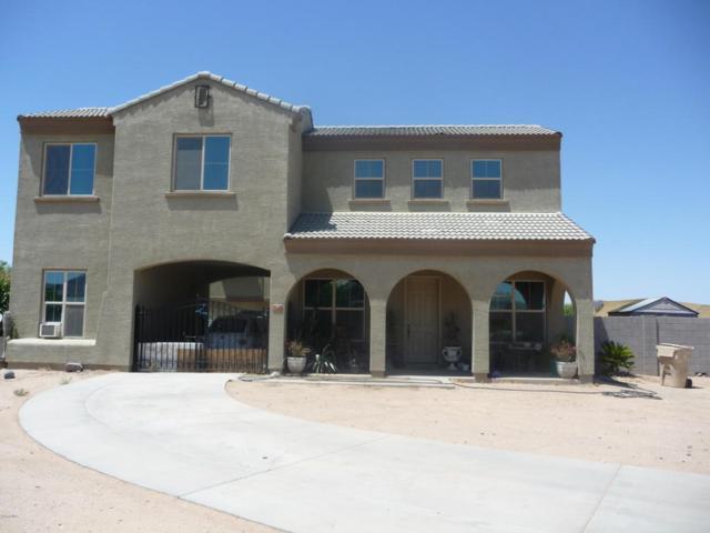 21212 E Vallejo Street, Queen Creek, AZ 85142 (MLS #5786826) :: The Daniel Montez Real Estate Group