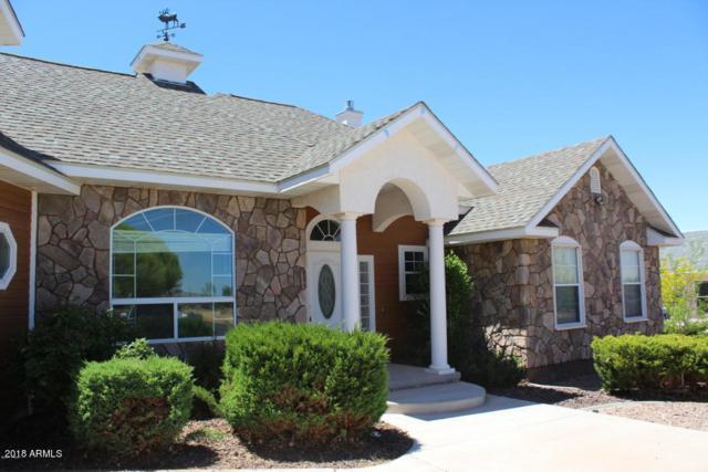 46 N Lyon Gate, Snowflake, AZ 85937 (MLS #5787034) :: Keller Williams Realty Phoenix
