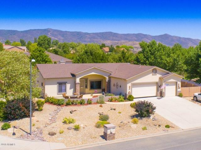 8649 N Roughrider Road, Prescott Valley, AZ 86315 (MLS #5787107) :: Conway Real Estate