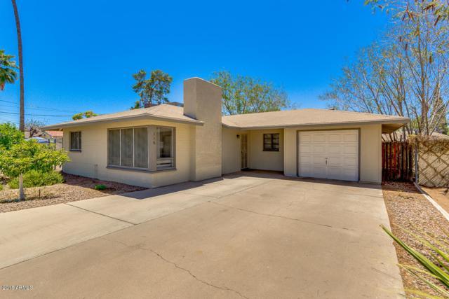 116 S Hibbert, Mesa, AZ 85210 (MLS #5787125) :: The Daniel Montez Real Estate Group