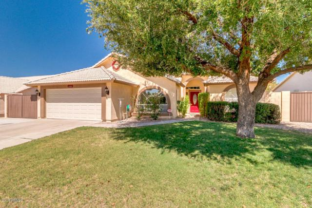 1504 N Avoca, Mesa, AZ 85207 (MLS #5787451) :: The Jesse Herfel Real Estate Group