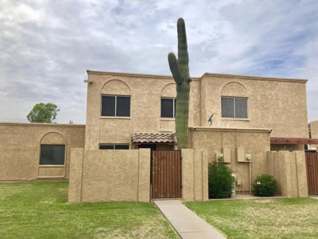 948 S Alma School Road #28, Mesa, AZ 85210 (MLS #5787492) :: Riddle Realty