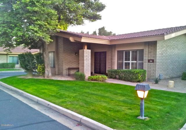 4525 N 66TH Street #38, Scottsdale, AZ 85251 (MLS #5787566) :: The Daniel Montez Real Estate Group