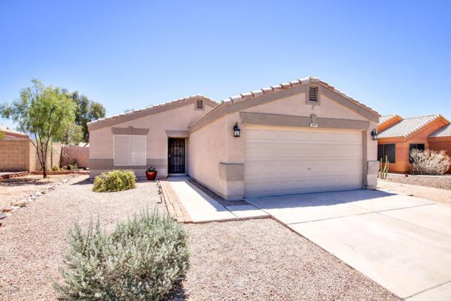 2099 S Cardinal Drive, Apache Junction, AZ 85120 (MLS #5787742) :: The Jesse Herfel Real Estate Group