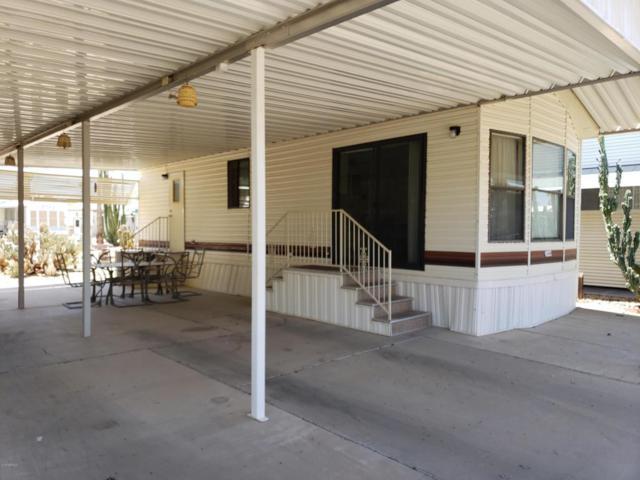 17200 W Bell Road #580, Surprise, AZ 85374 (MLS #5787811) :: The Daniel Montez Real Estate Group