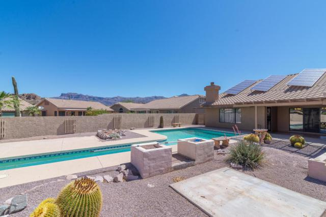 5690 S Palo Blanco Drive, Gold Canyon, AZ 85118 (MLS #5788505) :: Occasio Realty