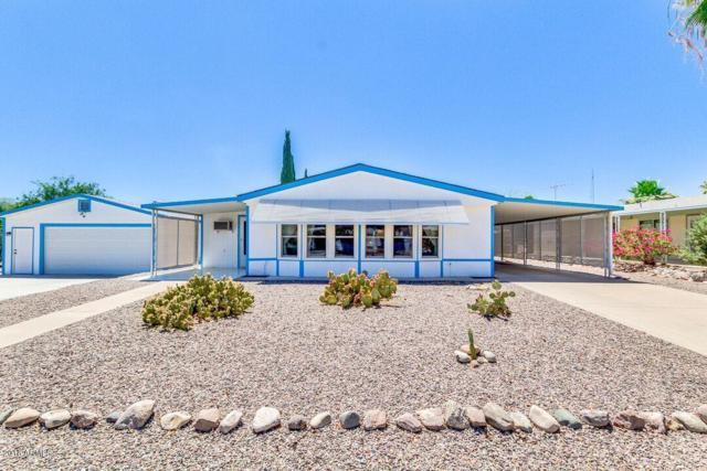 3818 N Wisconsin Avenue, Florence, AZ 85132 (MLS #5788533) :: The Daniel Montez Real Estate Group