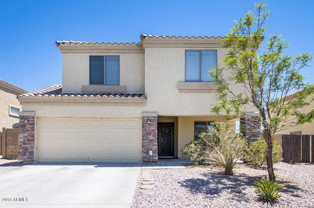 541 E Wolf Hollow Drive, Casa Grande, AZ 85122 (MLS #5788688) :: Riddle Realty