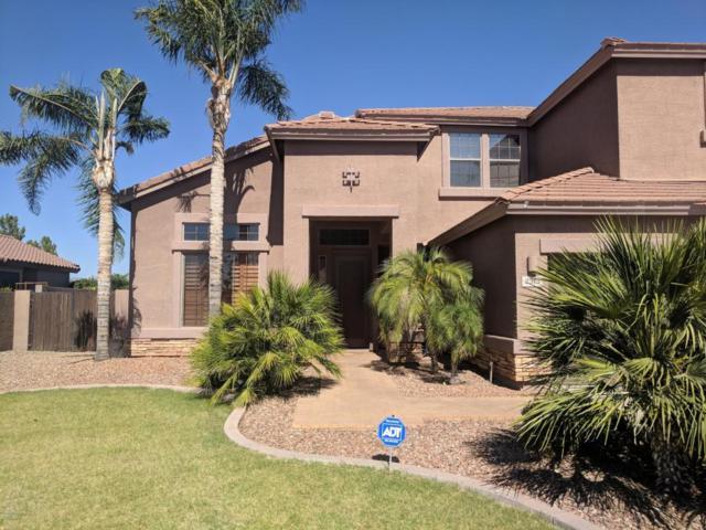 2313 S Faith, Mesa, AZ 85209 (MLS #5788926) :: The W Group