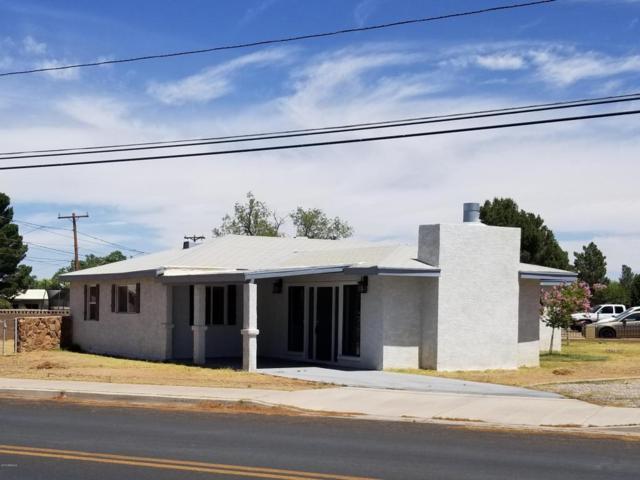 1500 Frederic Drive, Douglas, AZ 85607 (MLS #5789065) :: The Laughton Team