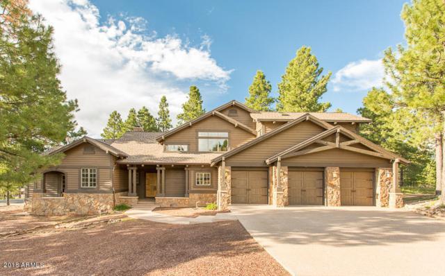 1902 E La Cantera Court, Flagstaff, AZ 86005 (MLS #5789411) :: Brett Tanner Home Selling Team