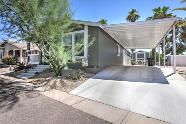 201 S Greenfield Road #225, Mesa, AZ 85206 (MLS #5789412) :: The Daniel Montez Real Estate Group