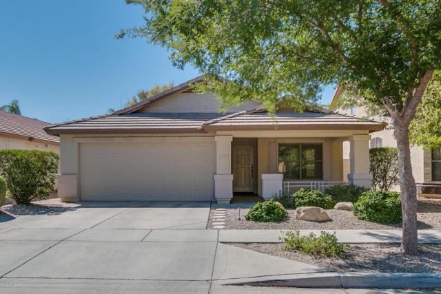 20717 N 37TH Way, Phoenix, AZ 85050 (MLS #5789517) :: Devor Real Estate Associates