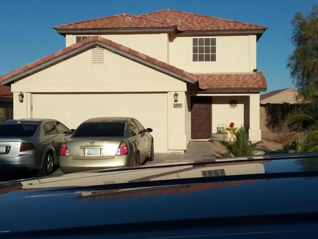 182 S 223RD Drive, Buckeye, AZ 85326 (MLS #5789583) :: Desert Home Premier