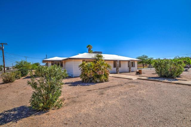 400 E Ruggles Street, Florence, AZ 85132 (MLS #5789734) :: The Garcia Group @ My Home Group