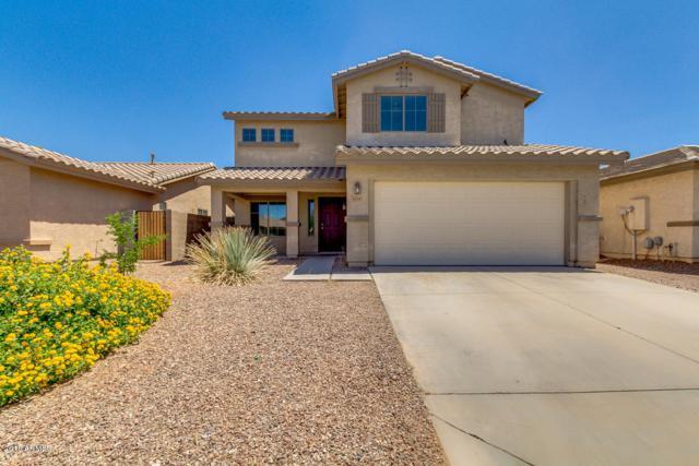 45345 W Applegate Road, Maricopa, AZ 85139 (MLS #5789974) :: Yost Realty Group at RE/MAX Casa Grande