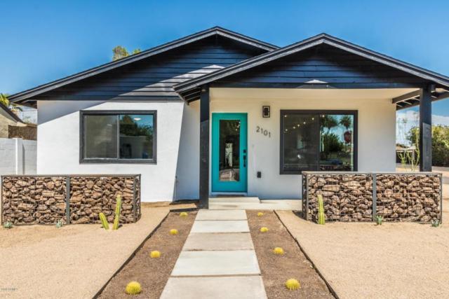 2101 N 25TH Place, Phoenix, AZ 85008 (MLS #5790059) :: The Daniel Montez Real Estate Group