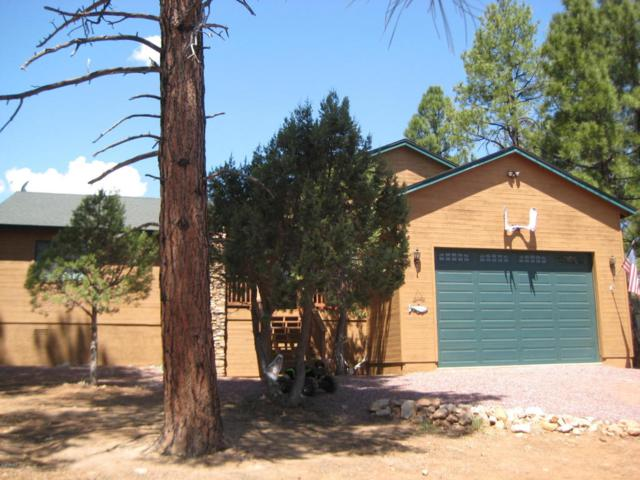 2744 Javalina Circle, Happy Jack, AZ 86024 (MLS #5790117) :: CC & Co. Real Estate Team