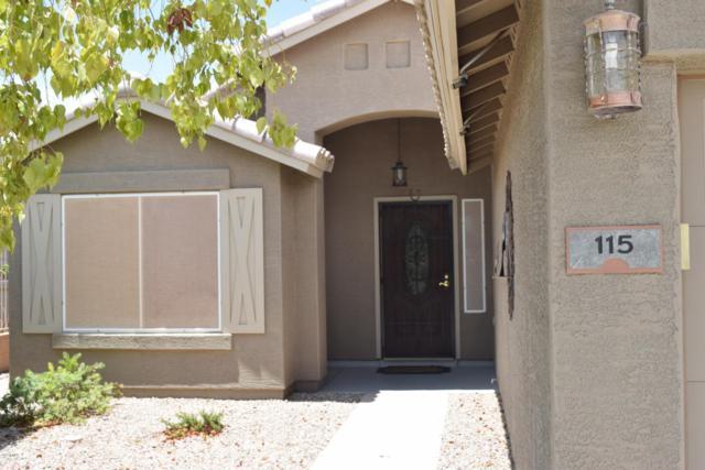 115 S Birdie Way, Casa Grande, AZ 85194 (MLS #5790144) :: Yost Realty Group at RE/MAX Casa Grande