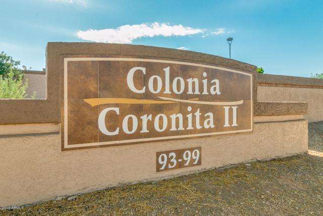 93 N Cooper Road #26, Chandler, AZ 85225 (MLS #5790326) :: Riddle Realty