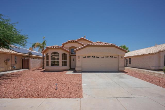 9821 W Yukon Drive, Peoria, AZ 85382 (MLS #5790480) :: Santizo Realty Group