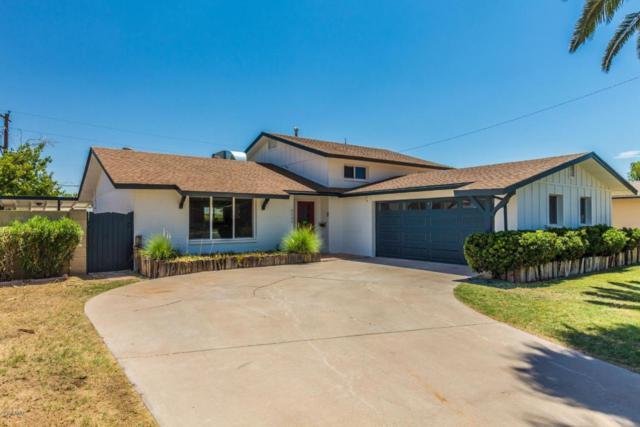 8543 E Rose Lane, Scottsdale, AZ 85250 (MLS #5790530) :: RE/MAX Excalibur
