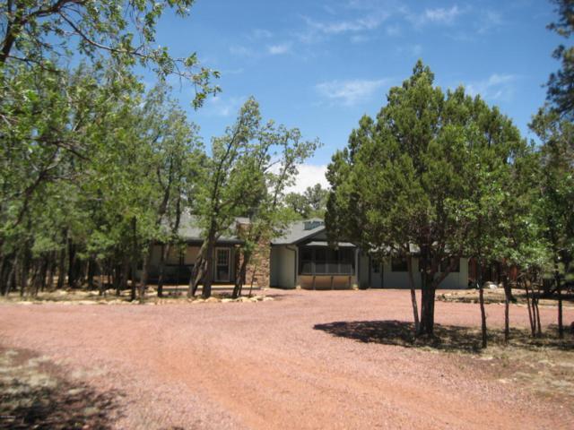 5749 Pine Knot Drive, Happy Jack, AZ 86024 (MLS #5790699) :: The Daniel Montez Real Estate Group