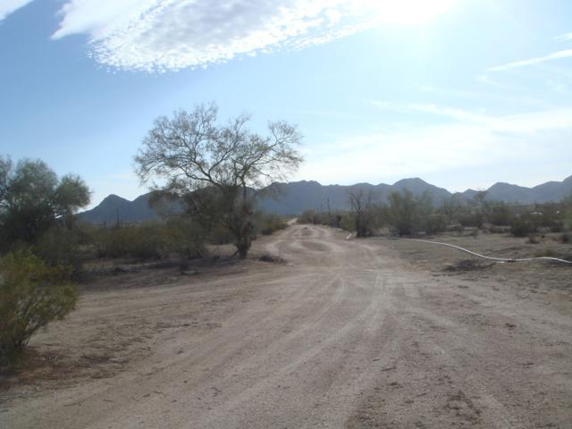 0 S Oak Road, Maricopa, AZ 85139 (MLS #5790896) :: Conway Real Estate