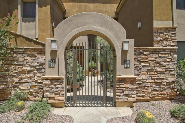 7027 N Scottsdale Road #144, Paradise Valley, AZ 85253 (MLS #5790901) :: The Daniel Montez Real Estate Group