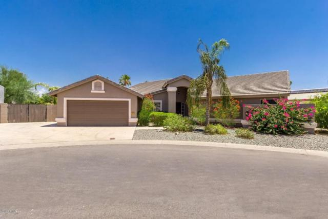 1221 E Manor Drive, Casa Grande, AZ 85122 (MLS #5791046) :: Yost Realty Group at RE/MAX Casa Grande