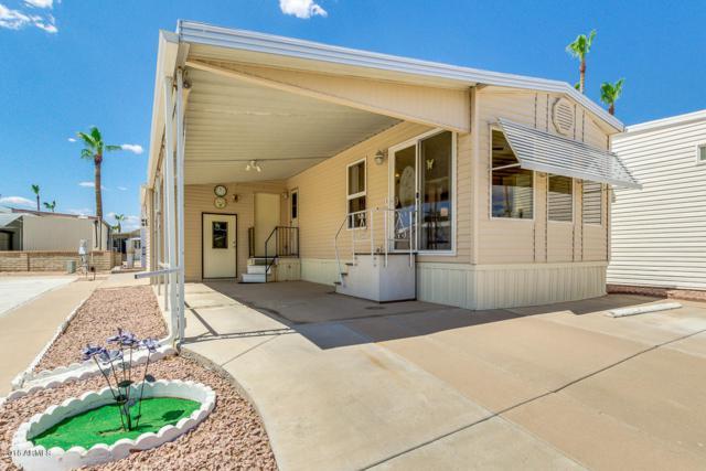 804 W Blackfoot Avenue, Apache Junction, AZ 85119 (MLS #5791060) :: The Daniel Montez Real Estate Group