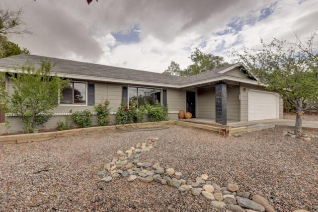 5431 N Roadrunner Drive, Prescott Valley, AZ 86314 (MLS #5791370) :: Conway Real Estate