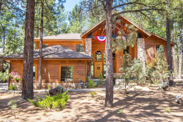 2811 Lindberg Spg, Flagstaff, AZ 86001 (MLS #5791504) :: Yost Realty Group at RE/MAX Casa Grande