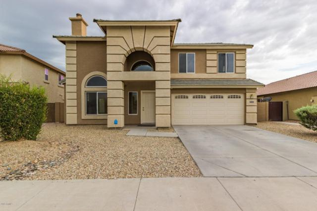16909 W Mesquite Drive, Goodyear, AZ 85338 (MLS #5791624) :: Kortright Group - West USA Realty