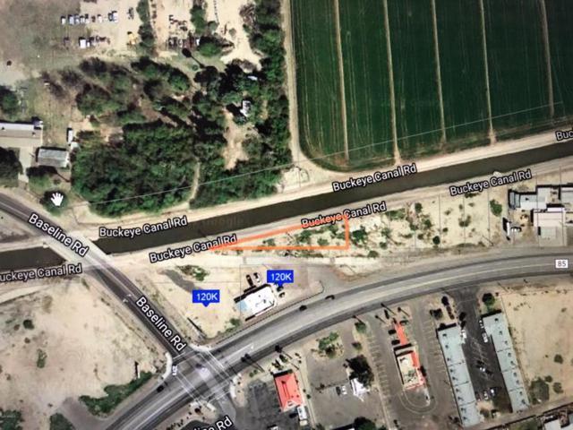 0 W Sr Hwy 85 Highway, Buckeye, AZ 85326 (MLS #5791887) :: The Daniel Montez Real Estate Group