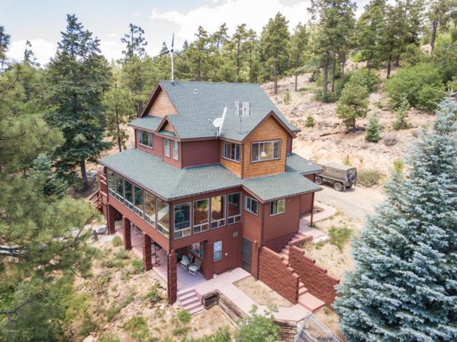 3345 E Poland Road, Prescott, AZ 86303 (MLS #5791930) :: The Daniel Montez Real Estate Group